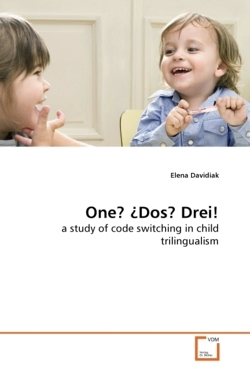 One? ¿Dos? Drei! - Davidiak, Elena