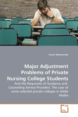 Major Adjustment Problems of Private Nursing College Students - Mohammed, Yassin