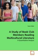 A Study of Book Club Members Reading Multicultural Literature