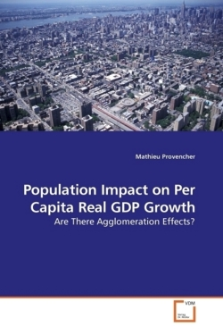 Population Impact on Per Capita Real GDP Growth - Provencher, Mathieu