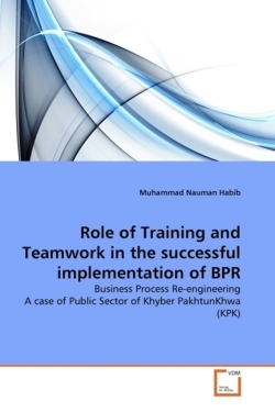 Role of Training and Teamwork in the successful implementation of BPR - Habib, Muhammad Nauman