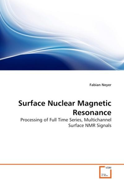 Surface Nuclear Magnetic Resonance : Processing of Full Time Series, Multichannel Surface NMR Signals - Fabian Neyer