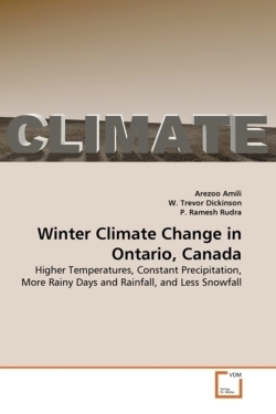 Winter Climate Change in Ontario, Canada