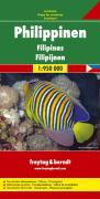 Philippines: Touristische Informationen. Fähren. Ortsregister