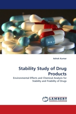 Stability Study of Drug Products - Kumar, Ashok