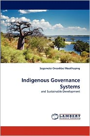 Indigenous Governance Systems
