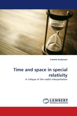 Time and space in special relativity - Andersen, Fredrik