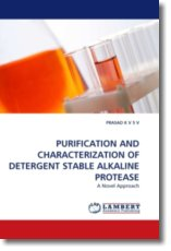 PURIFICATION AND CHARACTERIZATION OF DETERGENT STABLE ALKALINE PROTEASE