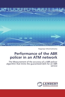 Performance of the ABR policer in an ATM network - Srikantashastry, Nagaraja