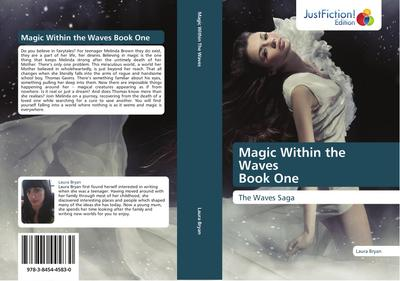 Magic Within the Waves Book One : The Waves Saga - Laura Bryan