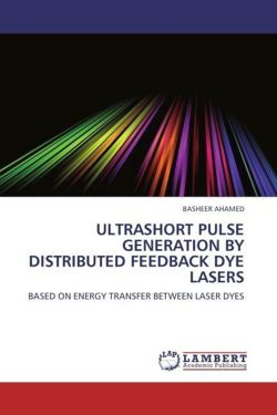 ULTRASHORT PULSE GENERATION BY DISTRIBUTED FEEDBACK DYE LASERS