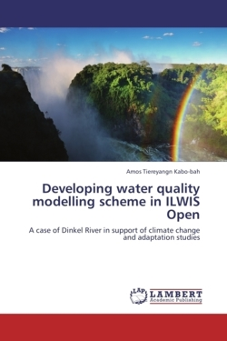 Developing water quality modelling scheme in ILWIS Open: A case of Dinkel River in support of climate change and adaptation studies