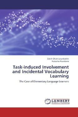 Task-induced Involvement and Incidental Vocabulary Learning