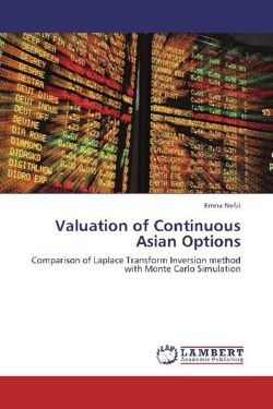 Valuation of Continuous Asian Options
