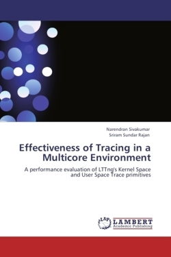 Effectiveness of Tracing in a Multicore Environment: A performance evaluation of LTTng's Kernel Space and User Space Trace primitives