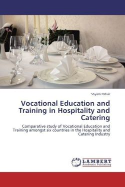 Vocational Education and Training in Hospitality and Catering - Patiar, Shyam