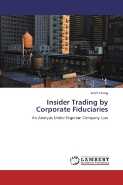 Insider Trading by Corporate Fiduciaries