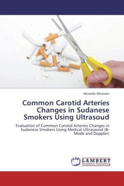 Common Carotid Arteries Changes in Sudanese Smokers Using Ultrasoud