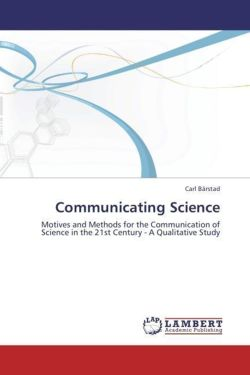Communicating Science - Bärstad, Carl