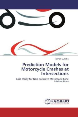 Prediction Models for Motorcycle Crashes at Intersections