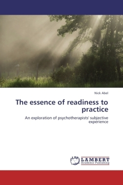 The essence of readiness to practice - Abel, Nick