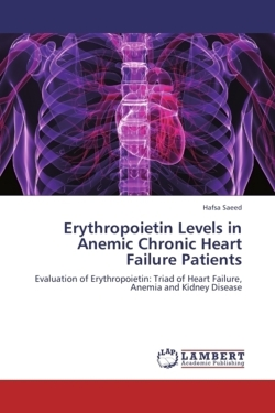 Erythropoietin Levels in Anemic Chronic Heart Failure Patients - Saeed, Hafsa
