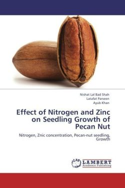 Effect of Nitrogen and Zinc on Seedling Growth of Pecan Nut