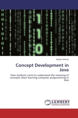 Concept Development in Java