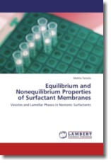 Equilibrium and Nonequilibrium Properties of Surfactant Membranes - Tenuta, Mattia