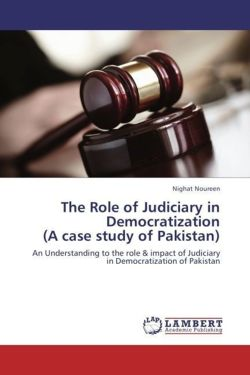 The Role of Judiciary in Democratization  (A case study of Pakistan)