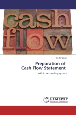 Preparation of   Cash Flow Statement - Boyar, Ender