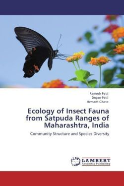 Ecology of Insect Fauna from Satpuda Ranges of Maharashtra, India