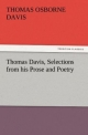 Thomas Davis, Selections from his Prose and Poetry