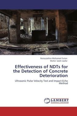 Effectiveness of NDTs for the Detection of Concrete Deterioration - Mohamed Sutan, Norsuzailina / Jaafar, Mohd. Saleh
