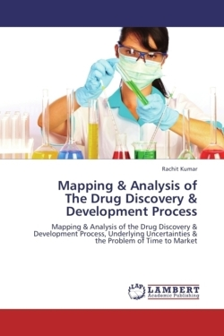 Mapping & Analysis of  The Drug Discovery & Development Process - Kumar, Rachit