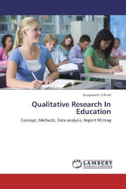 Qualitative Research In Education - Patel, Ganpatsinh S