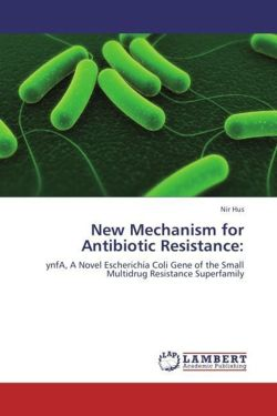 New Mechanism for Antibiotic Resistance:
