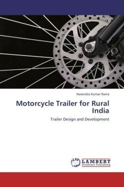Motorcycle Trailer for Rural India
