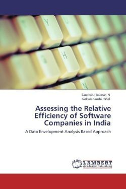 Assessing the Relative Efficiency of Software Companies in India - Kumar. N, Santhosh / Patel, Gokulananda