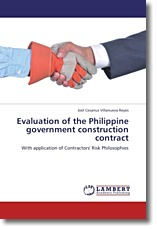 Evaluation of the Philippine government construction contract