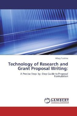 Technology of Research and Grant Proposal Writing: - Tusiime, Hilary