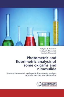 Photometric and fluorimetric analysis of some oxicams and nimesulide - Aldokhin, Yahya A. S. / Mohamed, Fardous A. / Mohamed, Horria A.