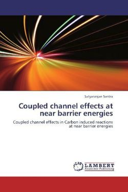 Coupled channel effects at near barrier energies
