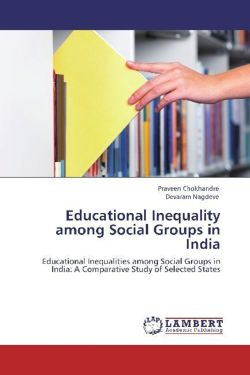 Educational Inequality among Social Groups in India