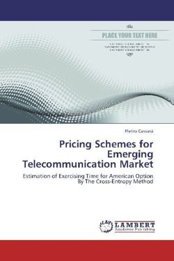 Pricing Schemes for Emerging Telecommunication Market - Cassarà, Pietro