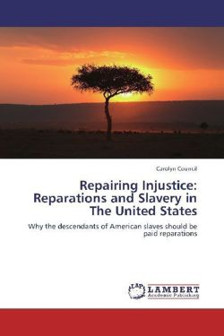Repairing Injustice: Reparations and Slavery in The United States - Council, Carolyn