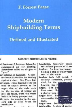 Modern Shipbuilding Terms: Defined and Illustrated