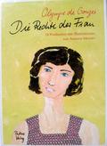 Die Rechte der Frau: Achtzehn Kunstpostkarten