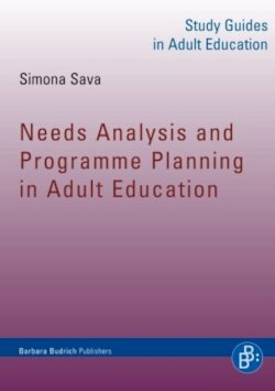 Needs Analysis and Programme Planning in Adult Education - Sava, Simona