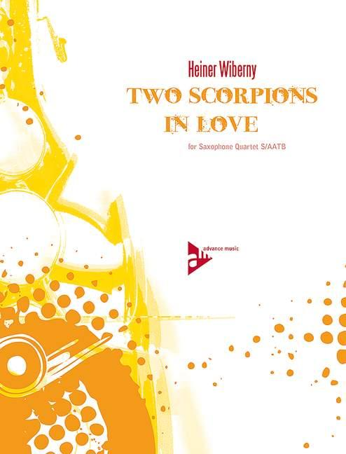Two Scorpions In Love - Heiner Wiberny